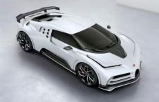 Bugatti представила новый гиперкар Centodieci за 8 млн. евро