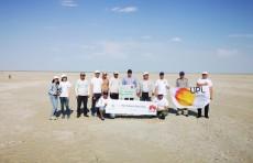 Huawei оказала поддержку по высадке 20 тыс. саженцев на засушливых территориях Аральского моря