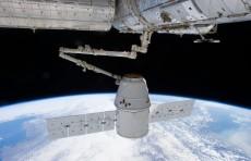 Dragon отделился от МКС и вернулся на Землю