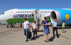 Часть затрат чартерных рейсов в Узбекистан будет компенсироваться