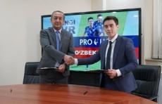 UZREPORT TV будет транслировать футбольные матчи Про-лиги Узбекистана