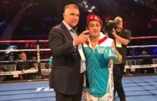 Фазлиддин Гаибназаров нокаутировал мексиканского боксера