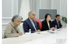 Посол Индии попросил землю в Ташкенте под строительство буддийского храма