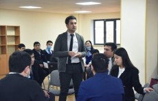 В «Узнацбанке» провели семинар-тренинг для новых сотрудников