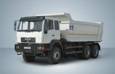 JV MAN Auto-Uzbekistan освоит производство грузовиков MAN CLA на СПГ