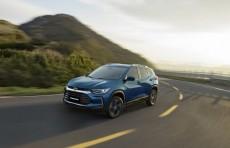 В Узбекистане начались продажи Chevrolet Tracker нового поколения