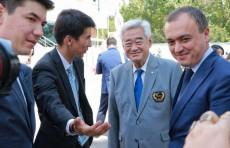 Президент World Taekwondo стал почётным гражданином Ташкента