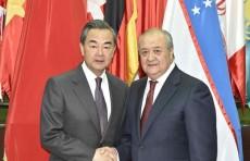 Главы МИД Узбекистана и КНР провели переговоры в Бишкеке