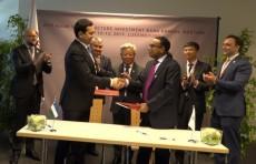 Глава Мининвестиций провел переговоры с президентом АБИИ