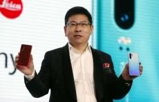 Huawei представила новые флагманы P30 и P30 Pro