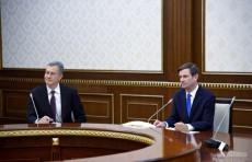 Шавкат Мирзиёев принял заместителя Госсекретаря США Дэвида Хейла