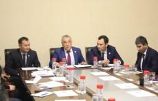 Состоялось общее собрание национальной Ассоциации Таэквондо