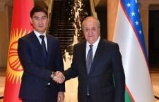 Главы МИД Узбекистана и Кыргызстана провели переговоры в Ташкенте