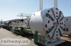 В Узбекистане применят уникальный комплекс для строительства метро