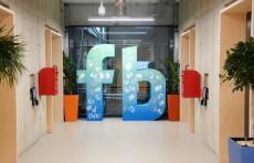 Facebook открыл офис в Лондоне