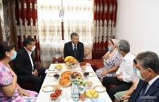 Шавкат Мирзиёев: Главное подспорье в искоренении бедности – наличие жилья