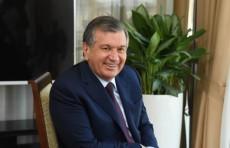 Президент Узбекистана Шавкат Мирзиёев назван человеком года