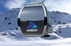 Курорт мирового уровня - Амирсой откроется для посетителей в декабре