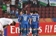 ЧА U-23: Сборная Узбекистана одержала сокрушительную победу над ОАЭ и вышла в полуфинал