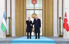 Состоялись переговоры Президентов Узбекистана и Турции