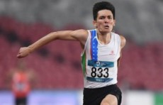 Токио-2020: Легкоатлет Руслан Курбанов потерпел поражение