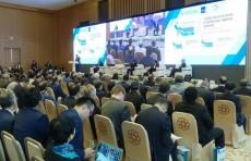В Ташкенте проходит международная конференция по транспортным коридорам