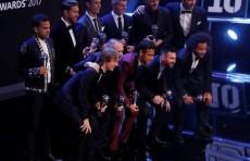 """The Best FIFA Football Awards-2017"" тақдирлаш маросими такроран намойиш этилади"