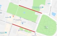 В центре Ташкента откроют две улицы для проезда