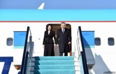 Президент Узбекистана Шавкат Мирзиёев прибыл в Анкару