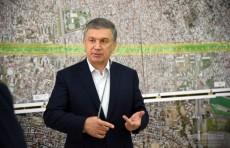 Шавкат Мирзиёев ознакомился с проектами по строительству «Samarkand city»