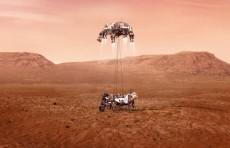 Сегодня марсоход Perseverance совершит посадку на Марс