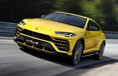 Lamborghini представил свой первый кроссовер