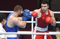 Токио-2020: Боксёр Баходир Жалолов одержал победу над соперником из Азербайджана