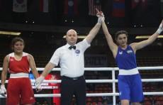 Узбекская боксерша с триумфом одержала победу в Иордании