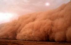 """Песчаная буря покрывшая четверть Марса может вывести из строя ровер """"Opportunity"""""""