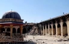 В Алеппо восстанавливают одну из старейших мечетей в Сирии