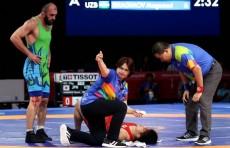 Вольная борьба: Магомед Ибрагимов — бронзовый призер Азиатских игр