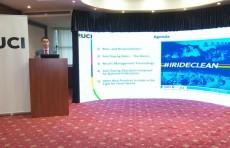 В столице состоялся семинар UCI по анти-допинговой программе