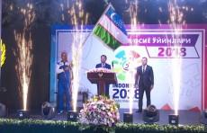 НОК представил экипировку спортсменов сборной и знаменосца Параазиатских игр