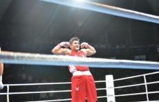 Чемпионат мира по боксу: Санжар Турсунов победил Джефри Гонсалеса
