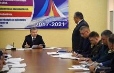 Президент Шавкат Мирзиёев провел совещание в Навоийской области