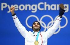 ТОП-10 запоминающихся моментов Олимпиады: Великий Мартен