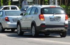 В Узбекистане изменятся номерные знаки автомобилей государственных организаций