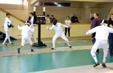 Определились первые победители чемпионата Узбекистана по фехтованию