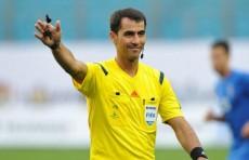 Равшан Ирматов вошел в список лучших футбольных судей десятилетия