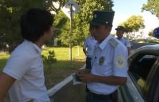 С начала года в Ташкенте выявлено 924,73 тыс. нарушений ПДД