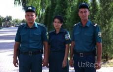 В Узбекистане отмечается День работников органов внутренних дел