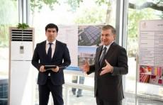 Президент поддержал инновационные проекты предпринимателей