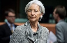 Глава МВФ Кристин Лагард подала в отставку