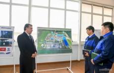 В Сырдарье построят химический комплекс по производству минеральных удобрений